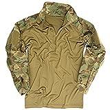 Photo de Mil-Tec Warrior Chemise avec Coudières Arid Woodland Taille S par