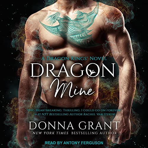 Dragon Mine Audiobook By Donna Grant cover art