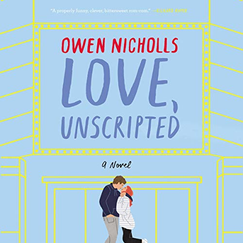 Love, Unscripted  By  cover art