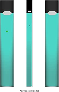 Ohana Graphix Official Pax JUUL Easy Wrap Skin (Device NOT Included) Vinyl Decal Protective Sticker for Juul Cig (Pack of 2, Satin Key West)