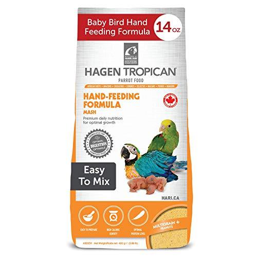 Hari Tropican - Formula per l'alimentazione delle mani, 400 g