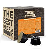 Note d'Espresso - Cápsulas para las cafeteras Nescafe Dolce Gusto, Chai Karak Saffron Tea, 17 g (caja de 48 unidades)
