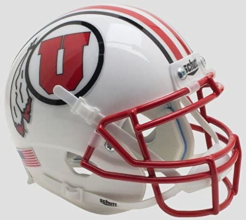Schutt Sports-Fan-Football-Helmets NCAA Sales results Regular store No. 1 Utah Utes On-Field Authe