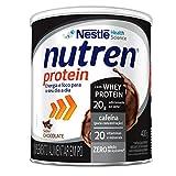 Nutren Protein, Suplemento Alimentar, Chocolate, 400g