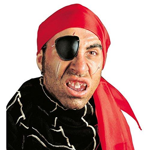 NET TOYS Fausses Dents Rigolos Dentier Pourri Prothèse Dent Pirate Bad Taste Party Farces et Attrapes