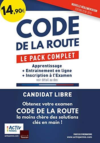 Code de la route 2019 - Le pack complet:...