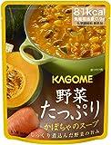 野菜たっぷりカボチャのスープ