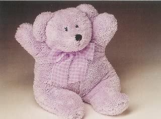 Sonoma Lavender Heat Plush Bear