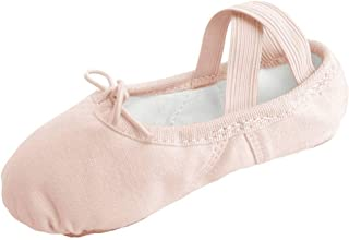 Dancina Canvas Ballet Shoes for Girls and Toddlers