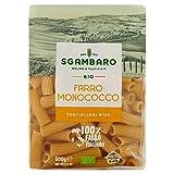 Pasta Sgambaro - Tortiglioni - Farro Monococco Bio - 500 gr