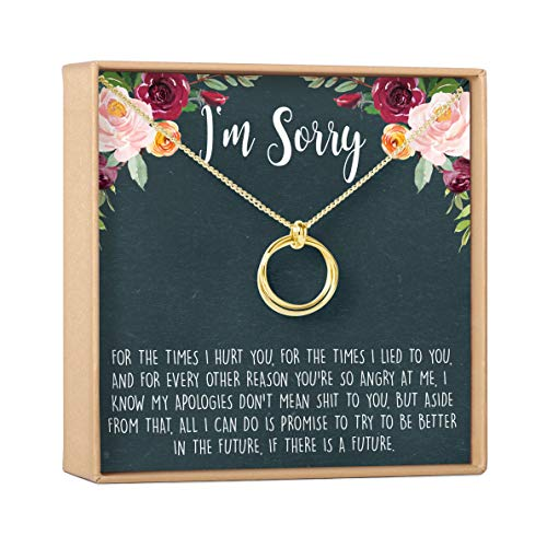 Apology Necklace