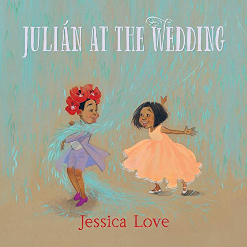 Julián at the Wedding  By  cover art