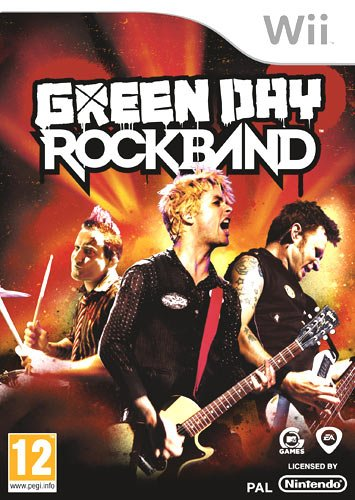 Electronic Arts Green Day Rock Band, Wii - Juego (Wii)