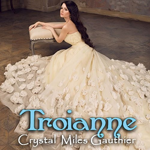 Troianne audiobook cover art
