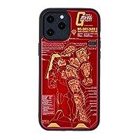 FLASH シャア専用ザク 基板アート iPhone 12 Pro Maxケース