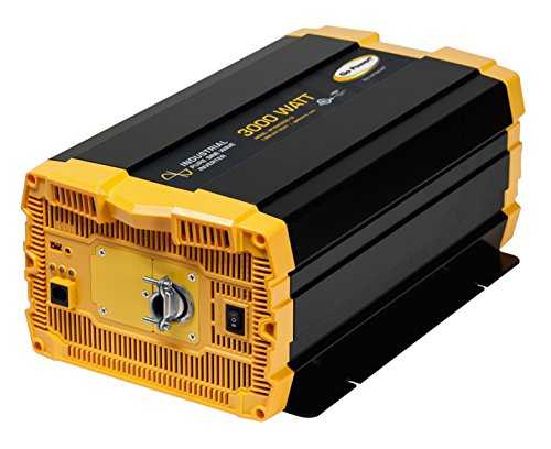 Go Power! GP-ISW3000-12 Industrial Pure Sine Wave Inverter