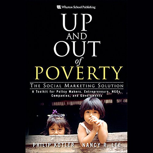 Up and Out of Poverty audiobook cover art