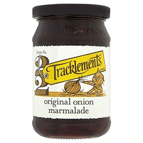 Tracklements Zwiebelmarmelade, 345 g, 6 Stück