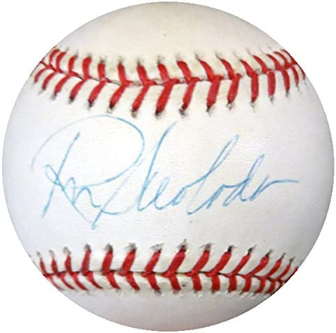Ron Swoboda Autographed Max 87% OFF Official NL DNA Baseball #Y88329 PSA All items in the store
