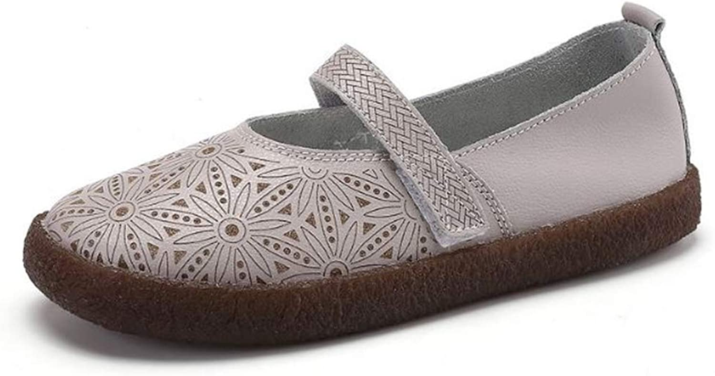 Unyielding1 Women's Natural Comfort Walking Flat Loafer