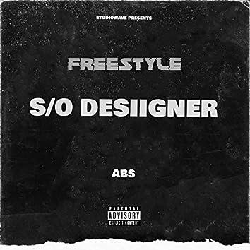 S/O Desiigner (Freestyle)