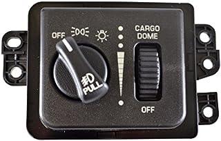 2001-2004 Dodge Dakota 2001-2003 Dodge Durango,2005-2009 Dodge Sprinter 2500 3500 Chargo Master Power Window Switch and Bezel 56049805AB for 2002-2009 Dodge Ram 1500 2500 3500