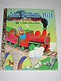 Mr. Puffer-Bill: train engineer