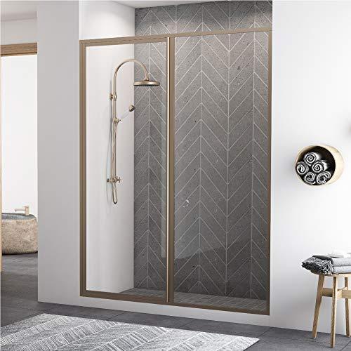 Black Coastal Shower Doors PP501 Challenger Series Replacement Nylon Towel Bar Bracket Pack of 2