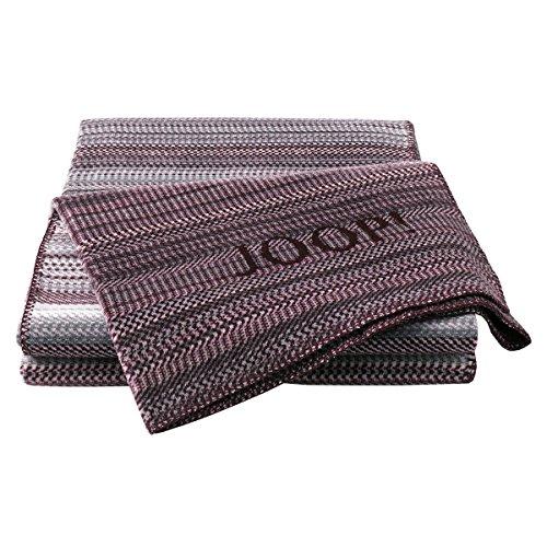 Joop! Wohndecke Baumwollmischung feige Größe 150x200 cm