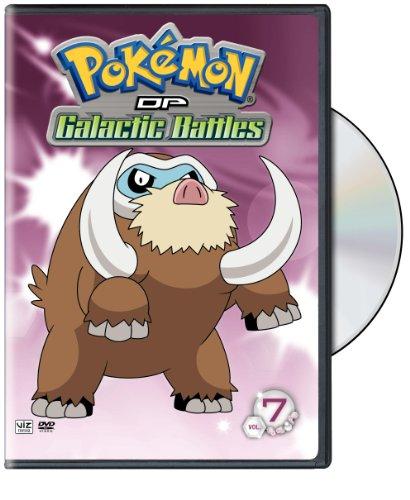 Pokemon Diamond & Pearl Galactic Battles Volume 7 (DVD)