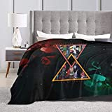 Coheed and Cambria Blanket A Soft and Warm Coral Fleece Blanket Micro Fleece Blanket 50'X40'