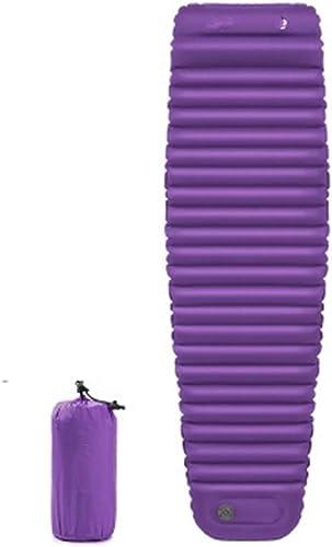 DANANGUA Matelas pneumatique épaissir la Pression de Tapis de Camping en Plein air Inflate Tapis de Couchage ultraléger de Matelas à air