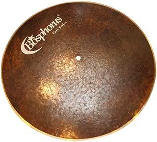 Bosphorus Cymbals K24FR 24-Inch Turk Series Flat Ride Cymbal