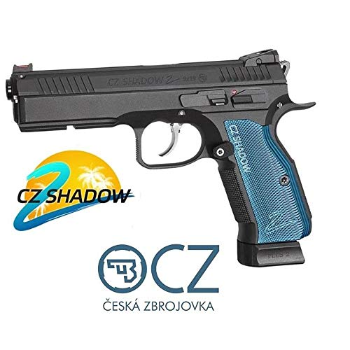ASG CZ Shadow 2 Full Metal SCARRELLANTE CO2+Multitool