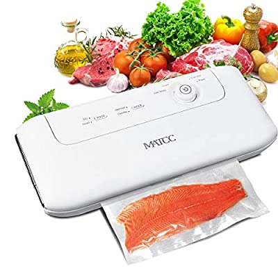 MATCC Vacuum Sealer Machine Automatic/Manual Va...
