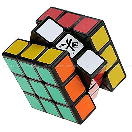 DAYAN Magic Cube V ZhanChi 3x3 Version 2017 - Negro