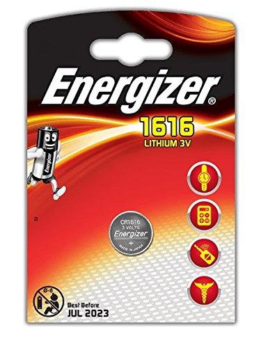 Energizer CR1616 Pile Lithium 3V