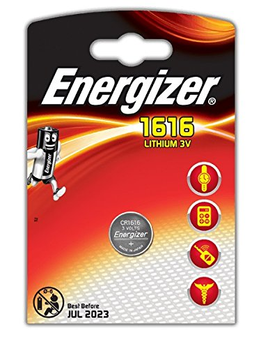 Energizer Lithium 3V CR 1616 Knopfzelle