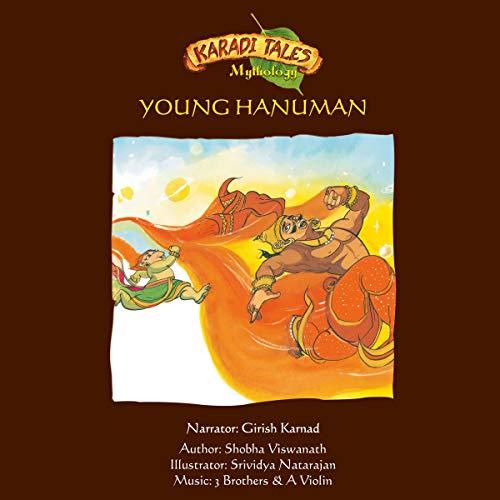 Young Hanuman cover art