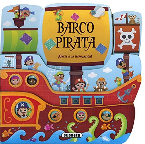 barco Pirata (Troquelados rimados)