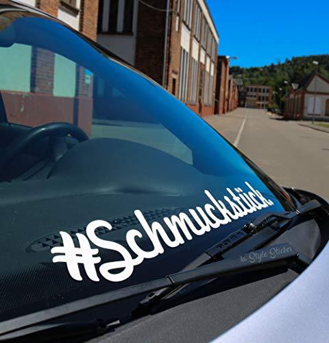 1A Style Sticker #Schmuckstück Frontscheibenaufkleber pickerl MK Tuning Aufkleber FÜR DAS Auto car Lovers Pulsschlag