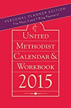 United Methodist Calendar & Workbook 2015, Personal Planner Edition