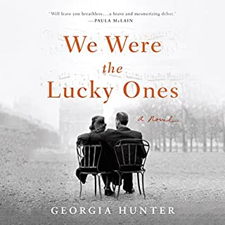 We Were the Lucky Ones audiobook cover art