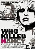 WHO KILLED NANCY?(通常版) [DVD] image