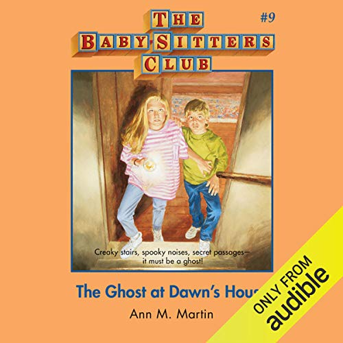 The Ghost at Dawn's House cover art