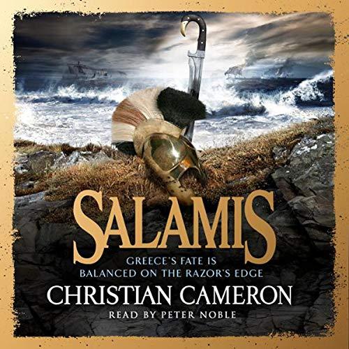 Salamis                   De :                                                                                                                                 Christian Cameron                               Lu par :                                                                                                                                 Peter Noble                      Durée : 15 h     Pas de notations     Global 0,0