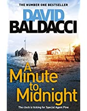 A Minute to Midnight (Atlee Pine series)