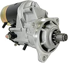 DB Electrical SND0029 Isuzu Industrial Starter For 4BB1 Engine 5811001081, 5811001690, 5811001691, 5811001692 /7X0994 /028000-5490, 028000-6561, 128000-7753