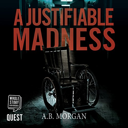A Justifiable Madness audiobook cover art