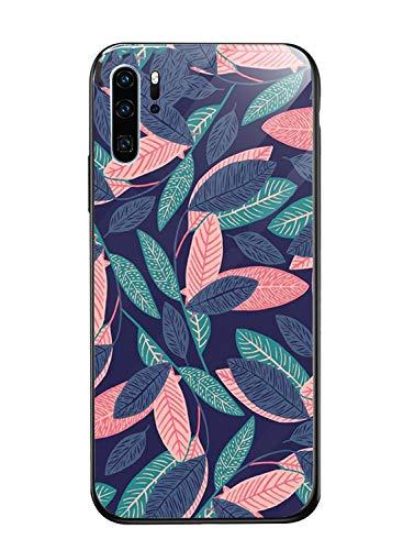Caler Cover Compatibile con Samsung Galaxy J6+ 2018/J6 Plus 2018 Custodia Protettiva in Vetro Temperato 9H 【AntiGraffio】 + Cornice Paraurti in TPU Silicone Morbido 【Antiurti】 Ultra Chic
